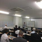 東大阪地域活性化支援機構の健康経営勉強会 写真